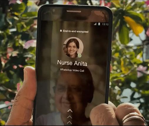Whatsapp ad campaign