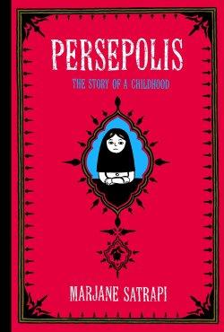 Persepolis (women centric graphic novel)