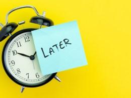 procrastination benefits