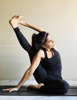 Anuradha Dubey, a yoga teacher in Mumbai, tells us about her experience with Covid.