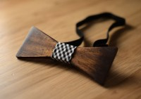 Seradil Wooden Bow Tie | The Wood Bow Tie