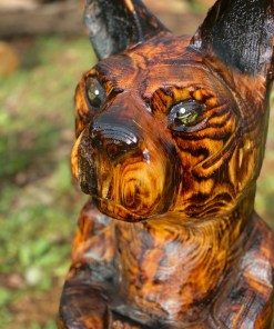 wood panther