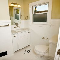 The Wood Connection Painted bathroom cabinets - The Wood ...