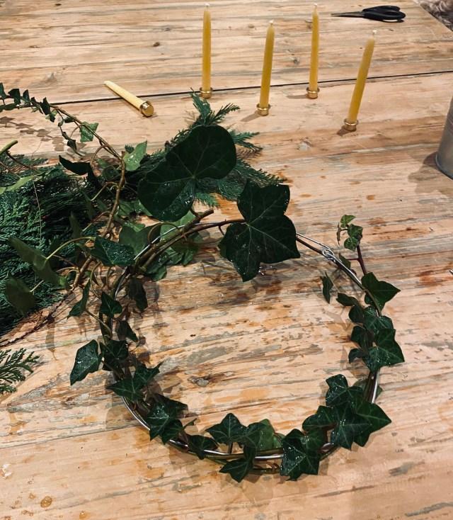5 festive foliage creations