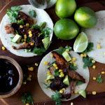 Smoked Pork Shoulder Carnitas - thewoodenskillet.com