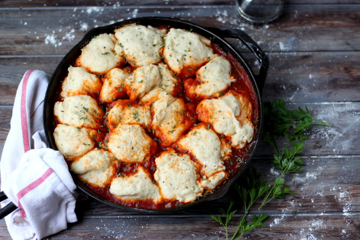 Meatballs and Dumplings {Dairy Free}
