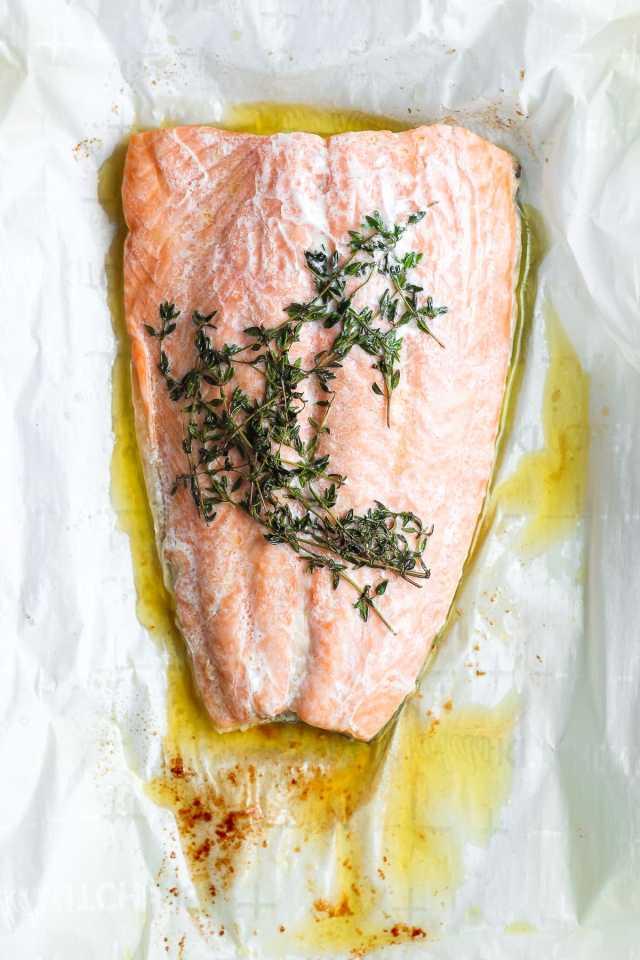 Easy Weeknight Salmon