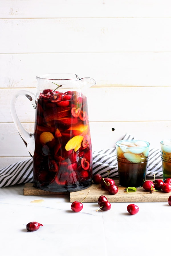 Infused Black Tea + Sweet Honey Whiskey