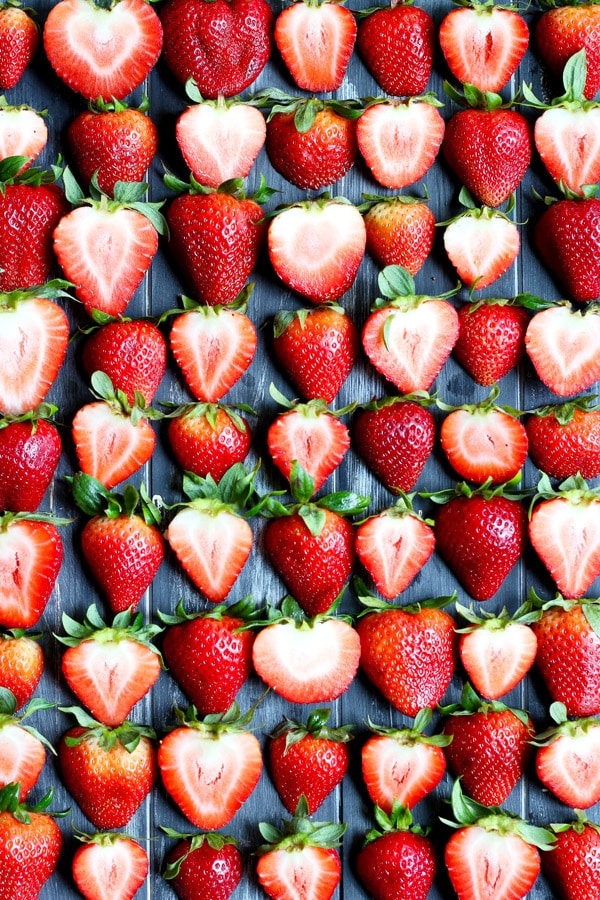 Fresh Strawberry Vinaigrette