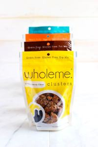 WholeMe Clusters