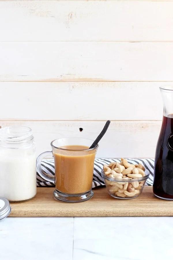 Cashew Coffee Creamer
