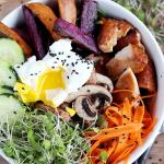 Healthy Autumn Goddess Bowl
