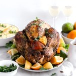 Herb-Citrus Roasted Thanksgiving Turkey
