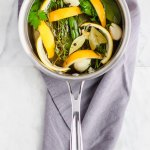 How to Make a Citrus Herb Brine