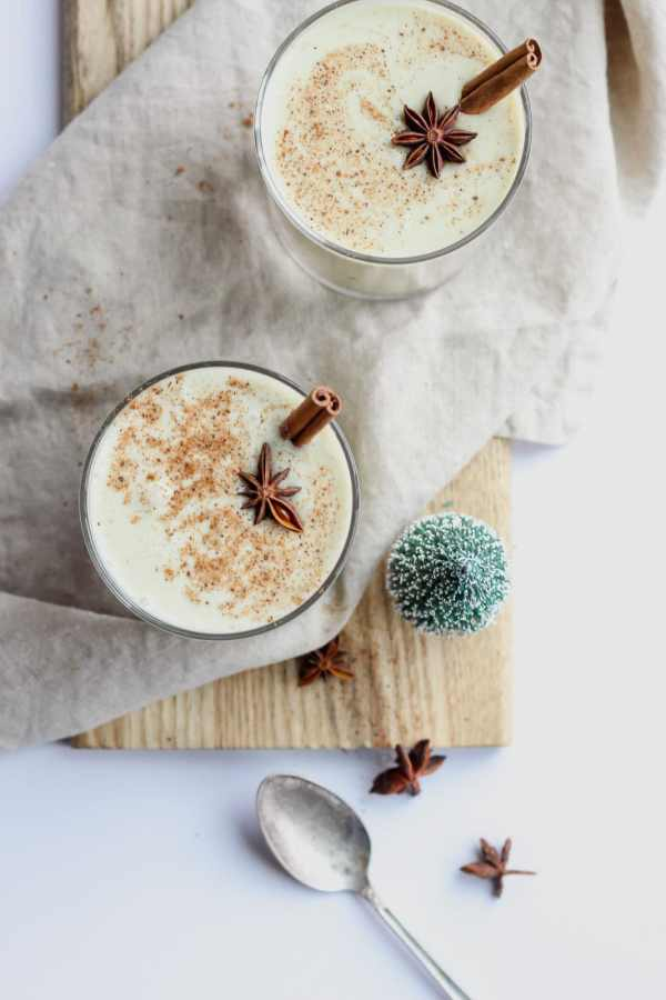 Ultimate Dairy Free Egg Nog