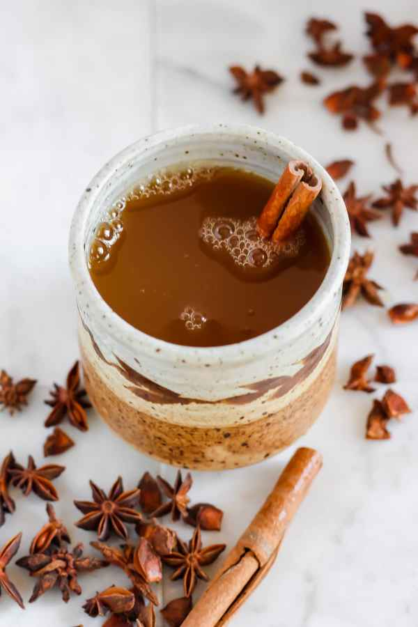 Cozy Cinnamon Apple Cider