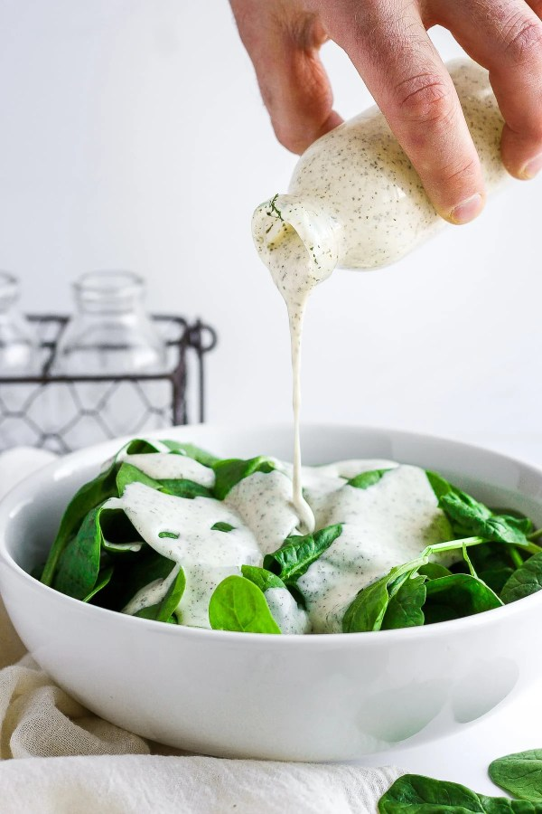 Basic Whole30 Ranch Dressing
