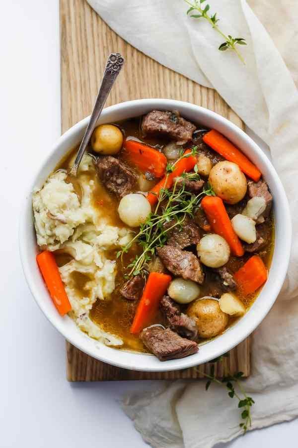 Comforting Irish Beef Stew