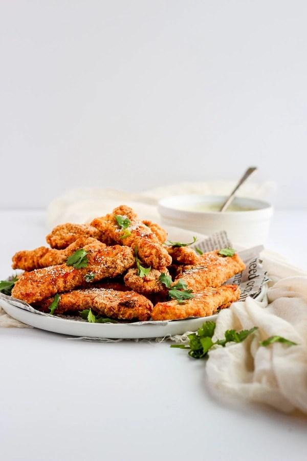 Easy Whole30 Chicken Tenders