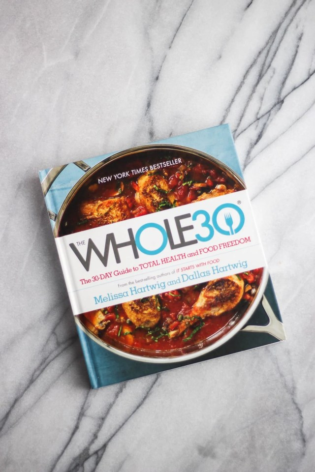 The Ultimate Whole30 Amazon Shopping List