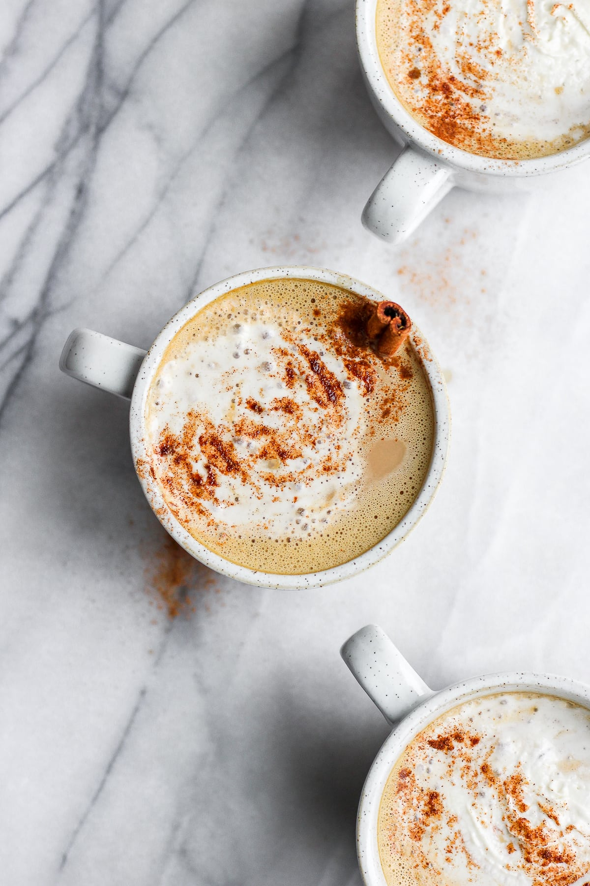 Dairy-Free Pumpkin Spice Latte - a healthier version of your classic pumpkin spice latte! #paleo #dairyfree #pumpkinspice #coffee
