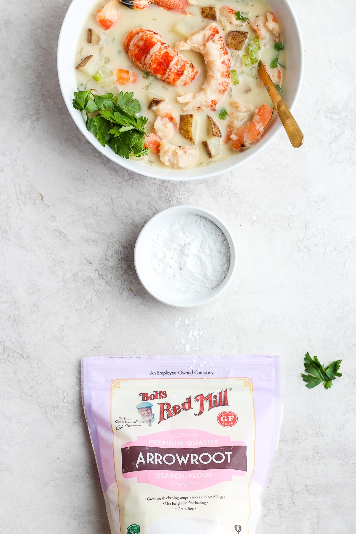 Ultimate Dairy-Free Chunky Seafood Chowder - a decadent and savory seafood chowder that is Whole30, dairy-free and paleo! #whole30recipes #healthyseafoodchowder #paleorecipes #healthysoup #dairyfreechowder #whole30dinner #valentinesday