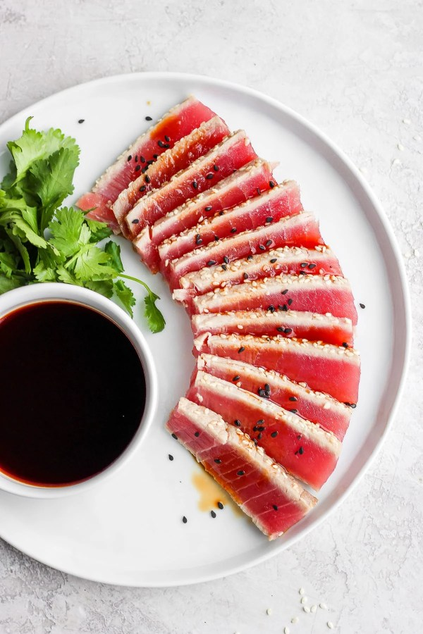 Simple Seared Ahi Tuna Recipe