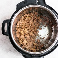 Instant Pot Ground Beef (Frozen and Fresh)