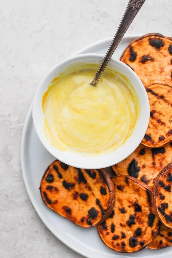 mustard mayonnaise