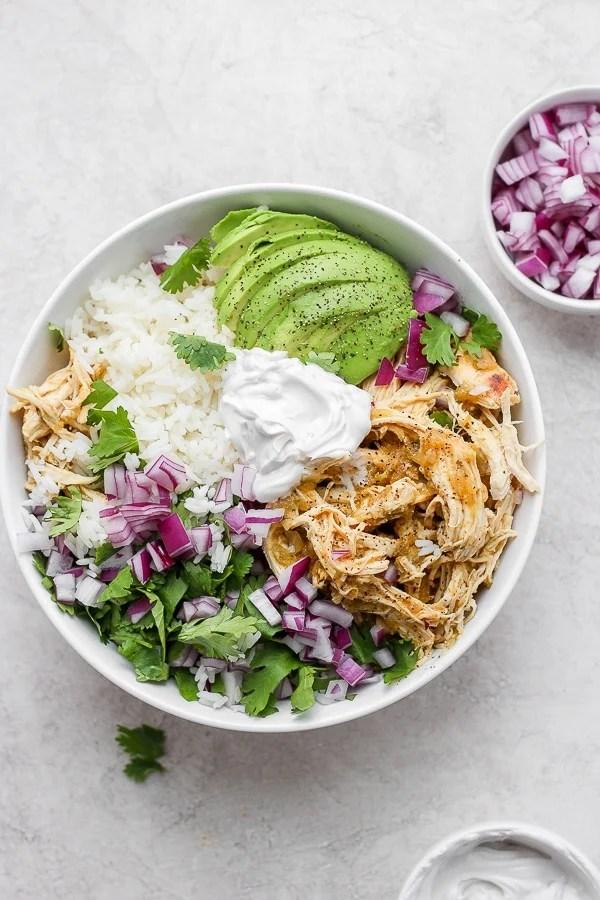 salsa verde chicken recipe