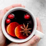 Easy Crockpot Mulled Wine