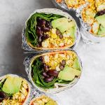 Easy Vegan Breakfast Burrito