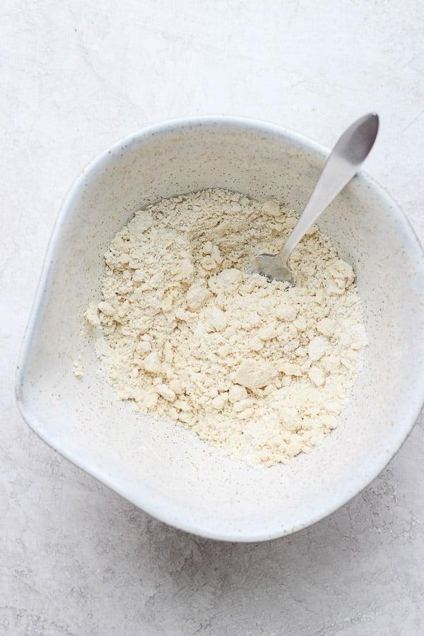 gluten free pie crust flour mixture