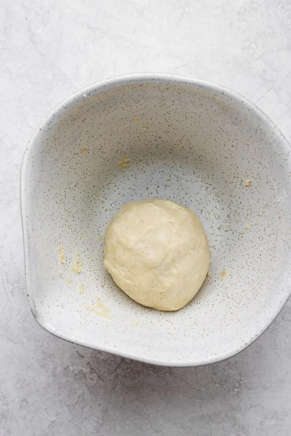 gluten free pie crust dough