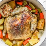 Dutch Oven Whole Chicken