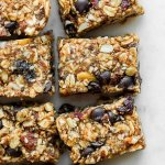 Healthy Trail Mix Bars