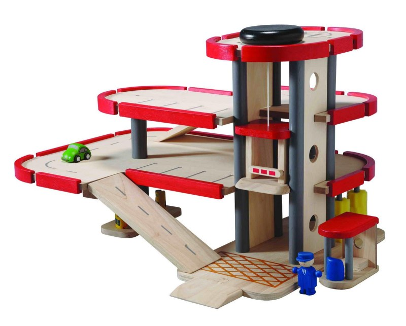 Download Wooden Toy Car Garage Plans Plans Diy Psa Wood