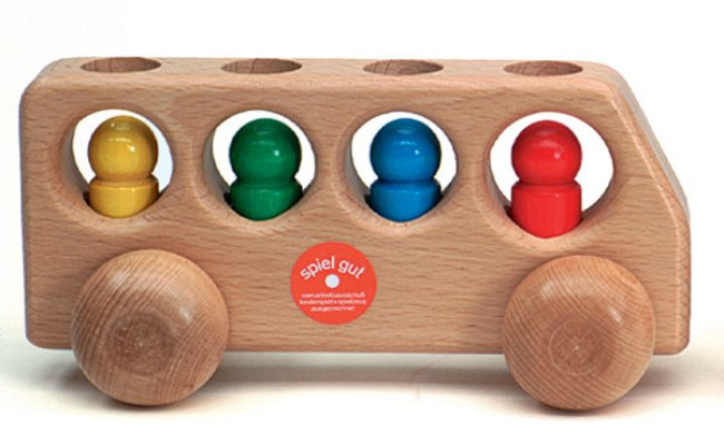 Wood Toys From Europe At The Wooden Wagon