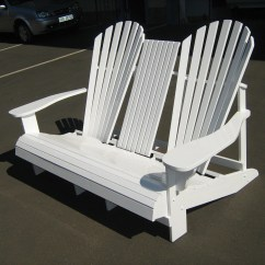 Double Rocking Adirondack Chair Plans The Stadium Wood Work With Table Pdf