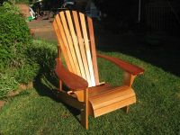 Outdoor Garden Patio Furniture  Adirondack Chairs | The ...