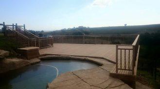 Timber Pool Deck Durban July 2016 5