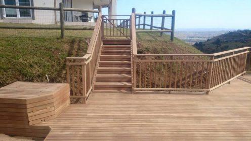 Timber Pool Deck Durban July 2016 2