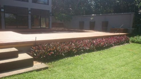 Timber Pool Deck New Durban September 2015 9