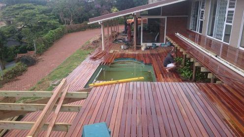 Wooden Deck Umkomaas June 2017 3