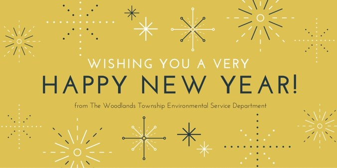 from The Woodlands Township Environmental Service Department