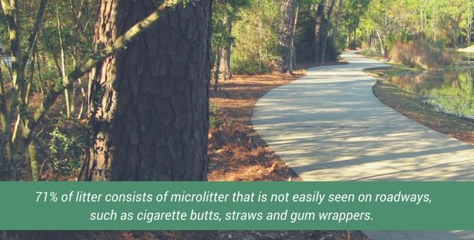 Pathway Litter