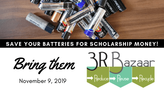 Save your batteries - 3r bazaar blog