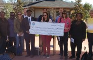 City of Woodruff Receives Community Impact Grant