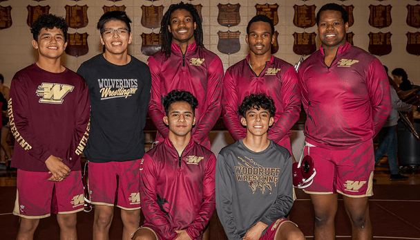 DeLaGarza Brothers Win County Championships for Woodruff Wrestling