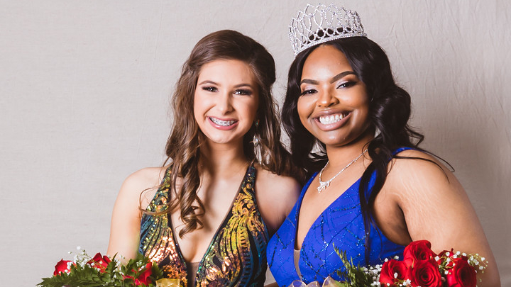 Q&A with the 2020 Miss Woodruff High Winner and Runner-Up